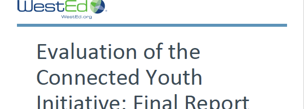 Nebraska Connected Youth Initiative Evaluation: Final Study Report