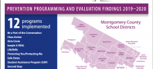 Montgomery County, PA Substance Use Prevention Evaluation (2018-present)